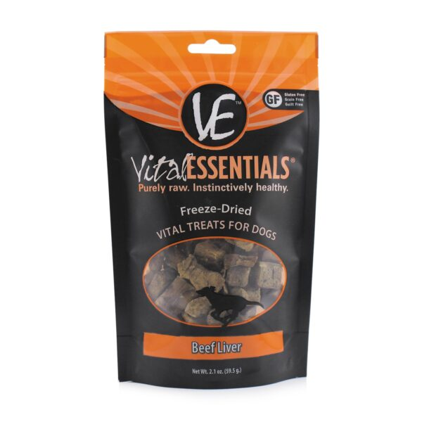 Vital Essentials Liver Treats